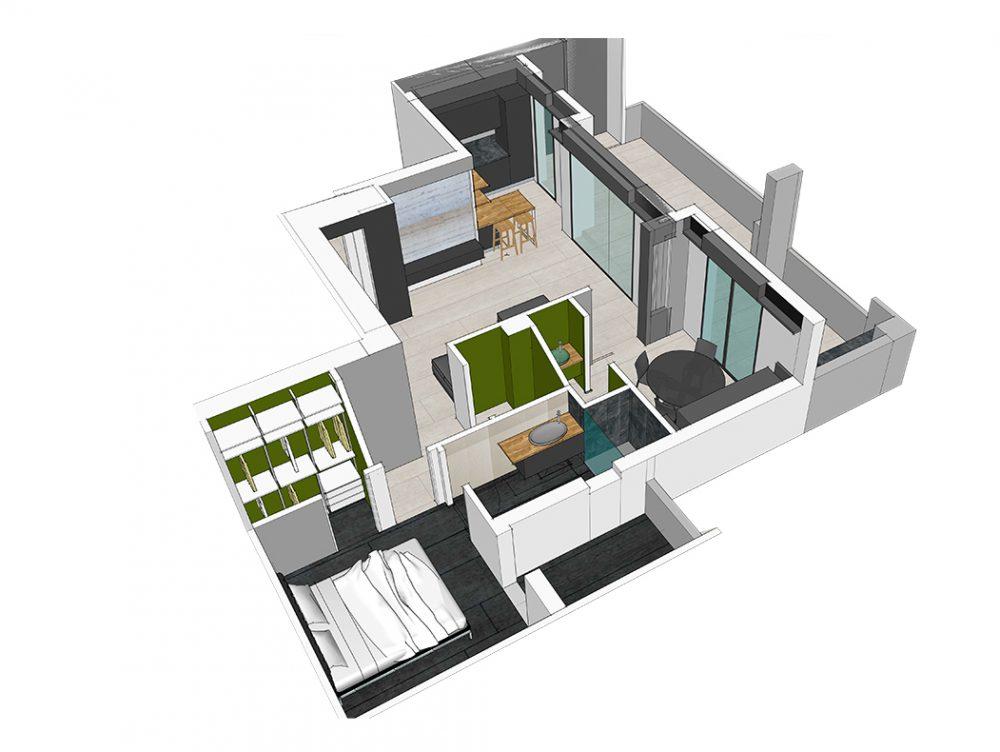 Ristrutturare casa e creare due locali in più