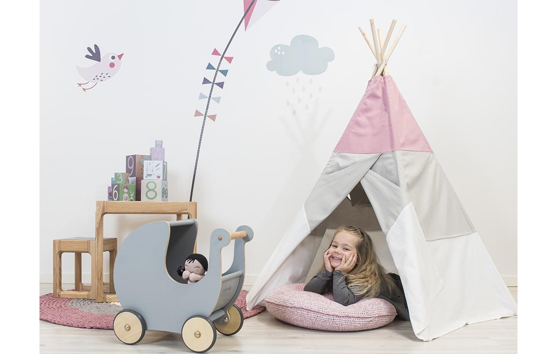 Tenda Indiani Fai Da Te tende per bambini: le teepee - casafacile