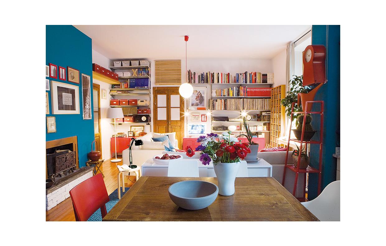 Il mio amore odio per gli open space casafacile for Cucina 9 mq quadrata