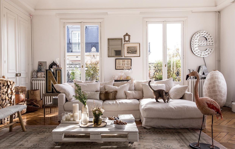 Il divano realizzato con i pallet e tante altre idee per for Arredare casa fai da te