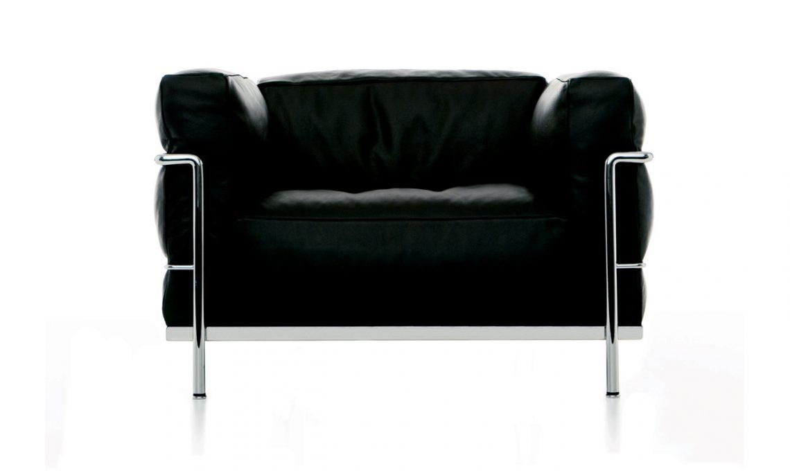 La poltrona di le corbusier icona del design casafacile