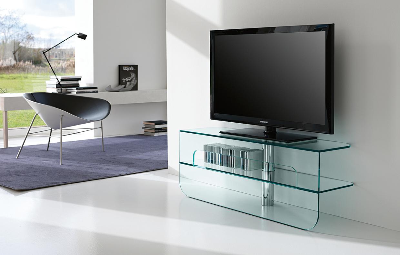 Mobili e soluzioni porta tv casafacile - Porta televisori a parete ...