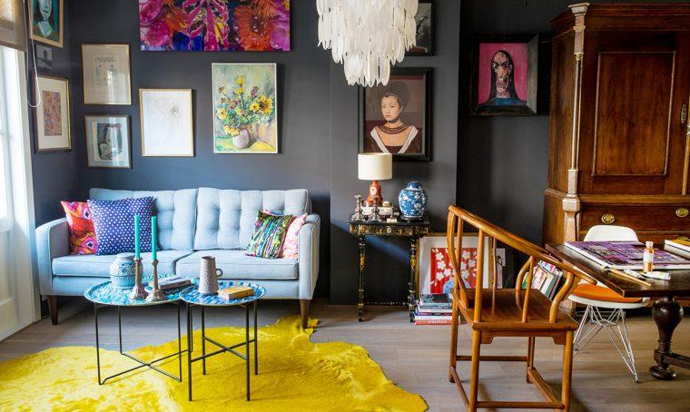 Home décor a tutto colore