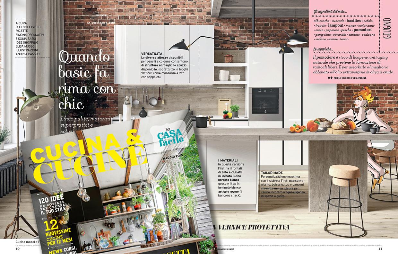 Veneta Cucine O Snaidero speciale cucine: guida alle novità 2016 - casafacile