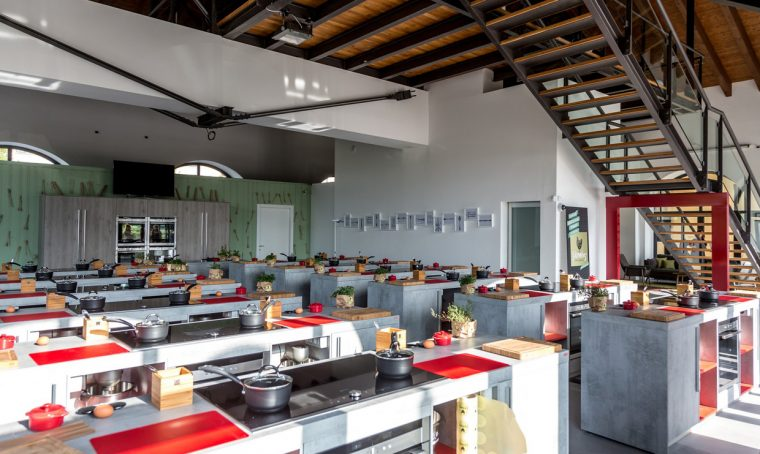 Scuole e corsi di cucina in giro per l'Italia nel 2016