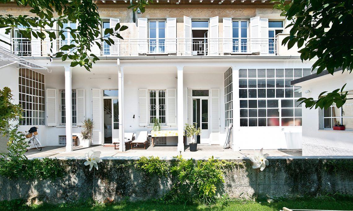 Ristrutturare una casa d 39 epoca nel nome del recupero for Architettura di casa online
