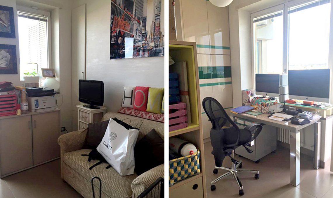Riorganizzare la camera studio i consigli delle stylist - Proposta acquisto casa consigli ...