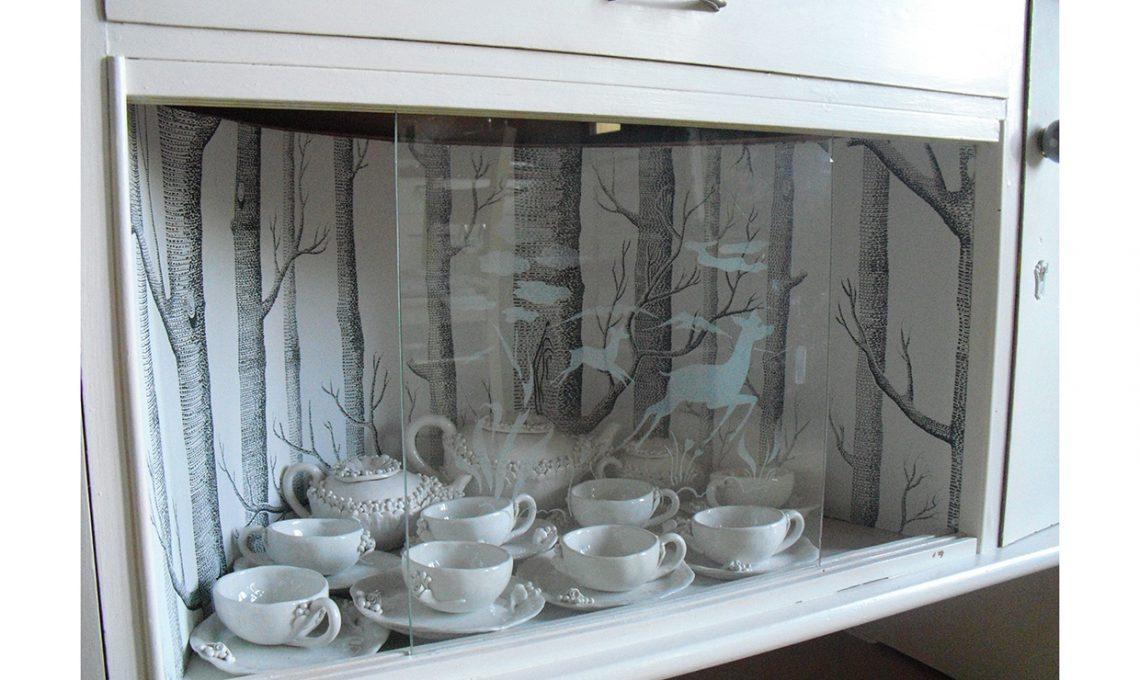 Credenza Da Restaurare : Come ridipingere e decorare una vecchia credenza casafacile