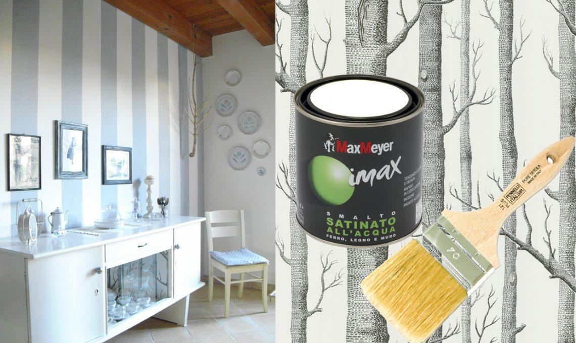 Credenza Da Muro : Come ridipingere e decorare una vecchia credenza casafacile