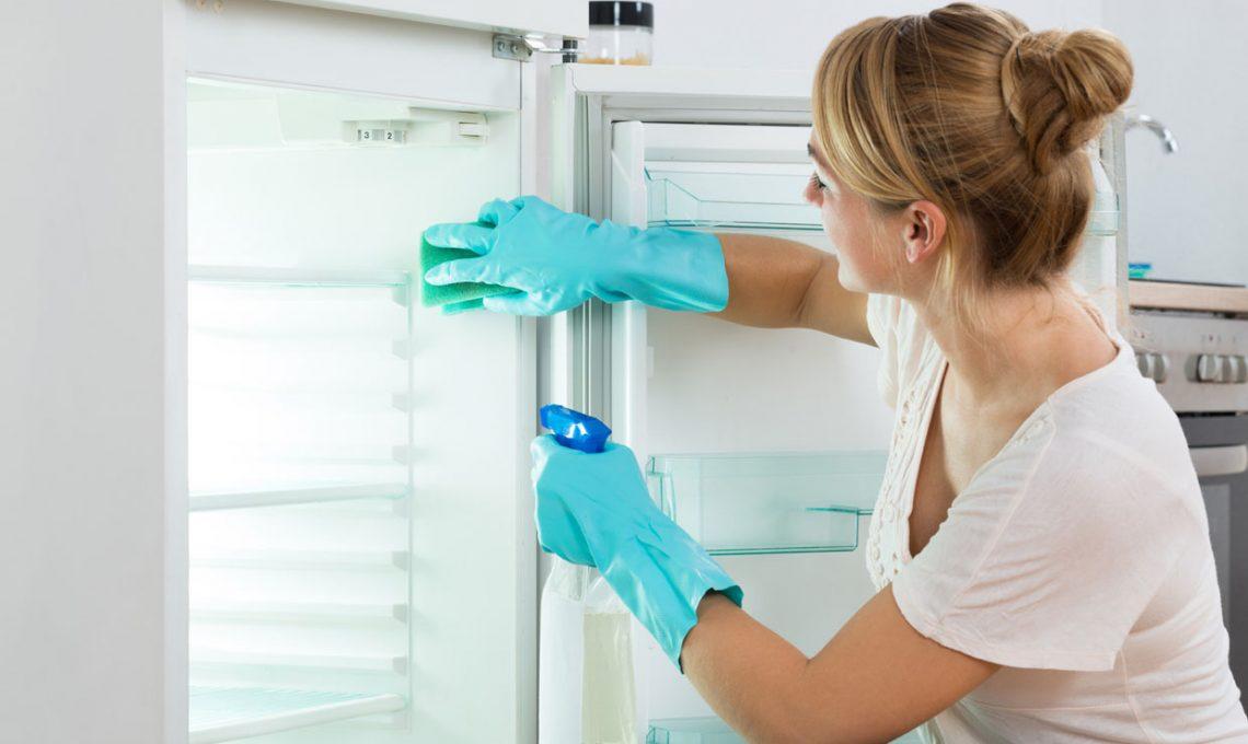 come pulire il frigorifero e il freezer in modo semplice - casafacile