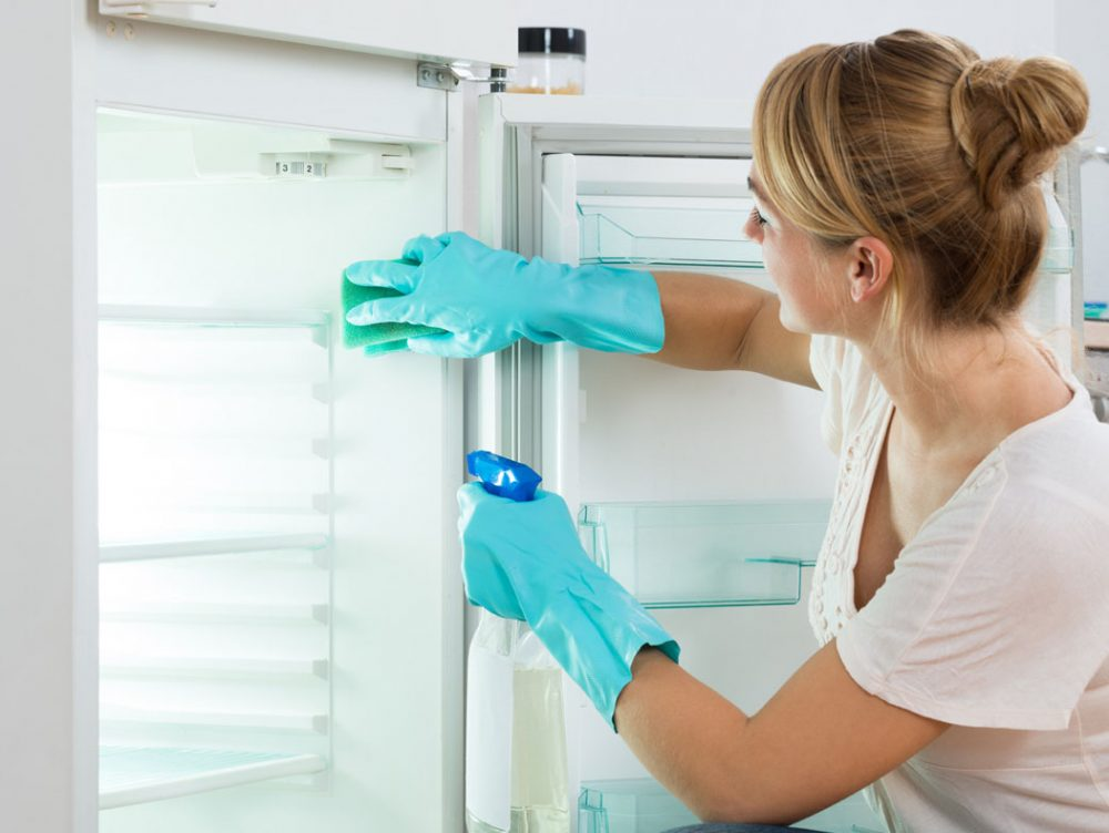 Come pulire il frigorifero e il freezer in modo semplice