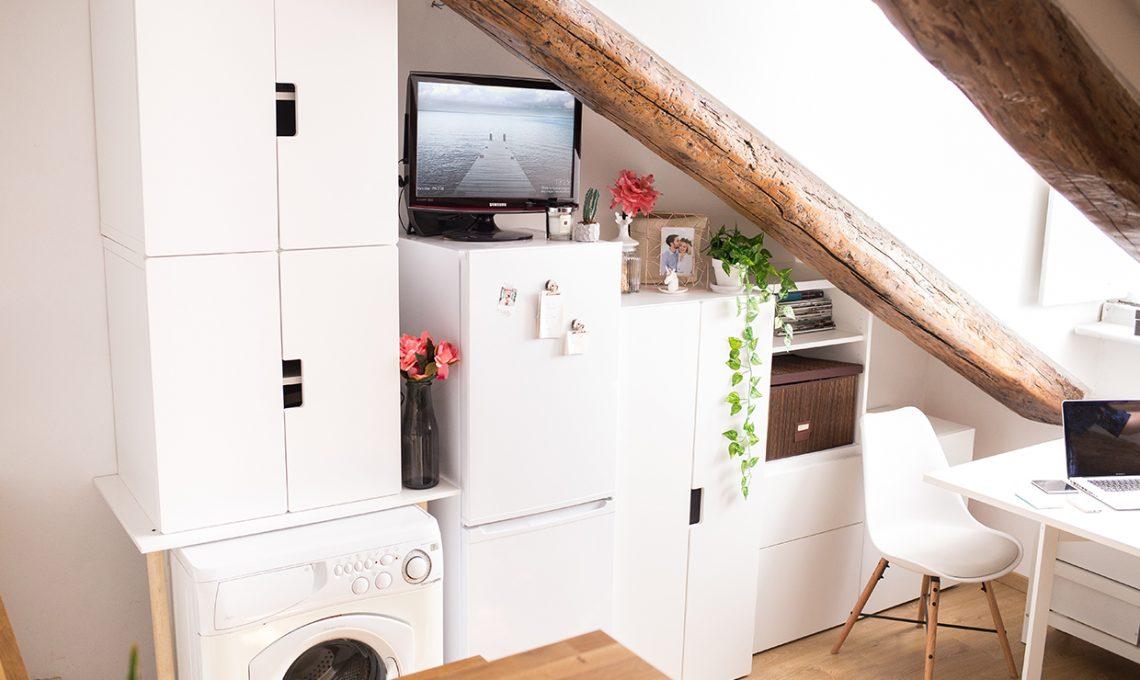 Come arredare una mansarda di mq casafacile