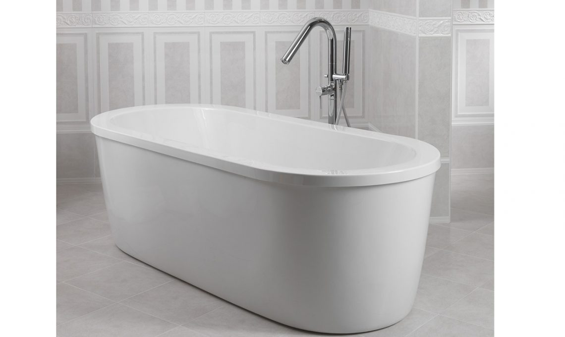 Vasca Da Bagno Esterna : Vasca da bagno in legno larice