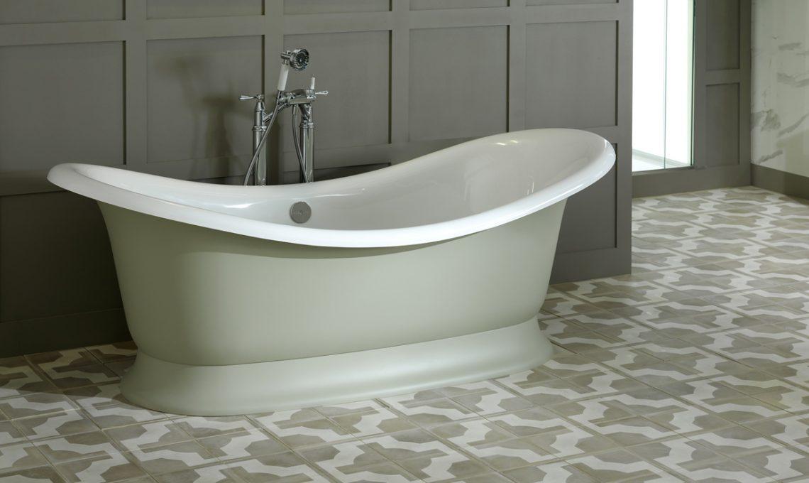 Vasche Da Bagno Esterne Misure : Vasche da bagno freestanding casafacile