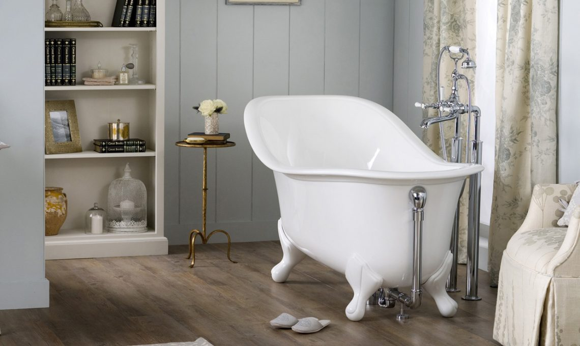 Vasca Da Bagno Classica Prezzi : Vasche da bagno freestanding casafacile
