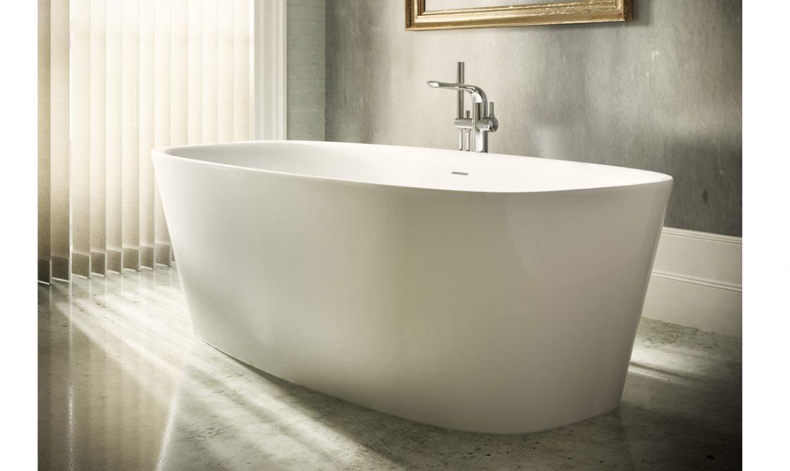 Vasca Da Bagno 120 70 Prezzi : Vasche da bagno freestanding casafacile