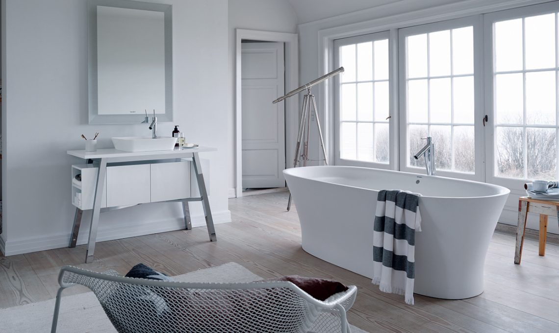14 vasche da bagno freestanding casafacile - Vasche da bagno moderne ...