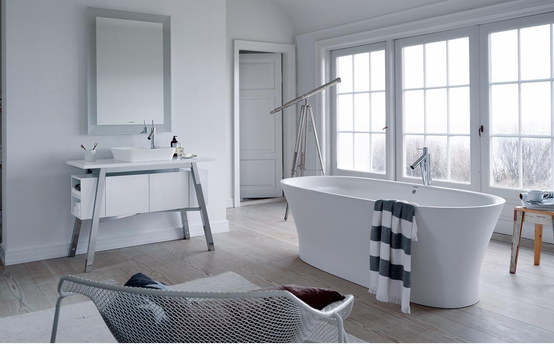 Vasca Da Bagno Misure Standard 14 vasche da bagno freestanding - casafacile