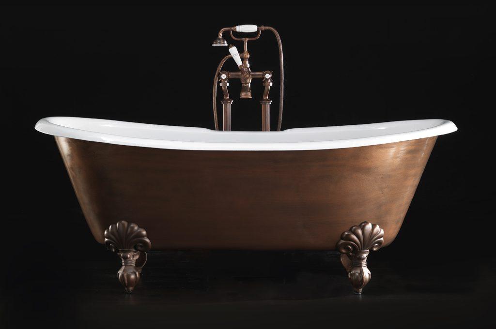 Vasca Da Bagno Corta Dimensioni : Vasche da bagno freestanding casafacile