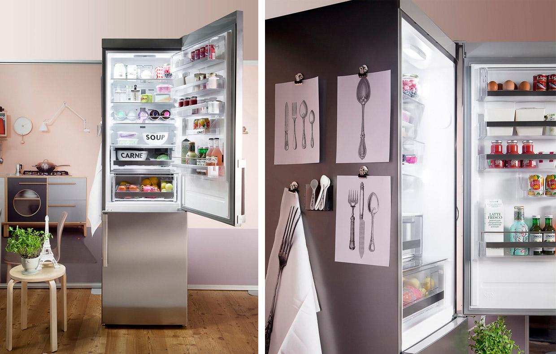 Come organizzare il tuo frigorifero e conservare - Alimenti per andare in bagno ...