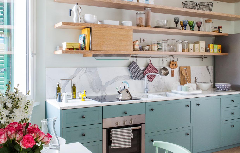 10 trucchi per pulire la cucina con l 39 aceto casafacile - Pulire la cucina ...