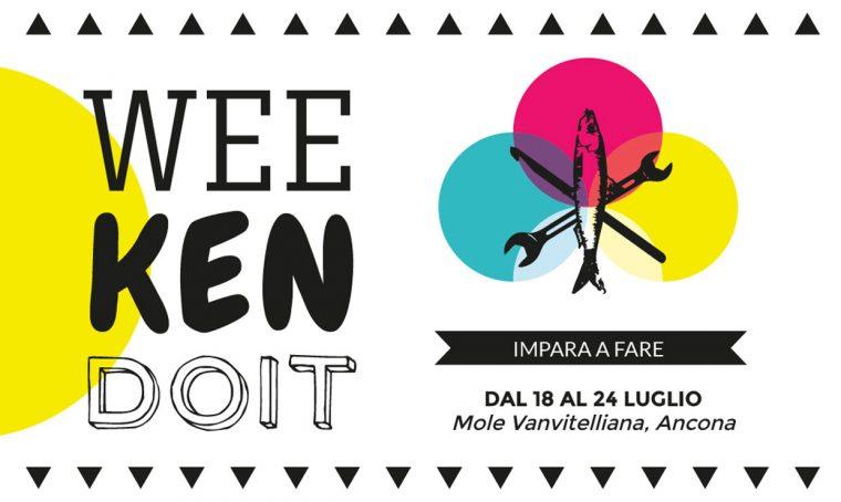 WeeKenDoit: 7 giorni dedicati a crafter e creativi ad Ancona
