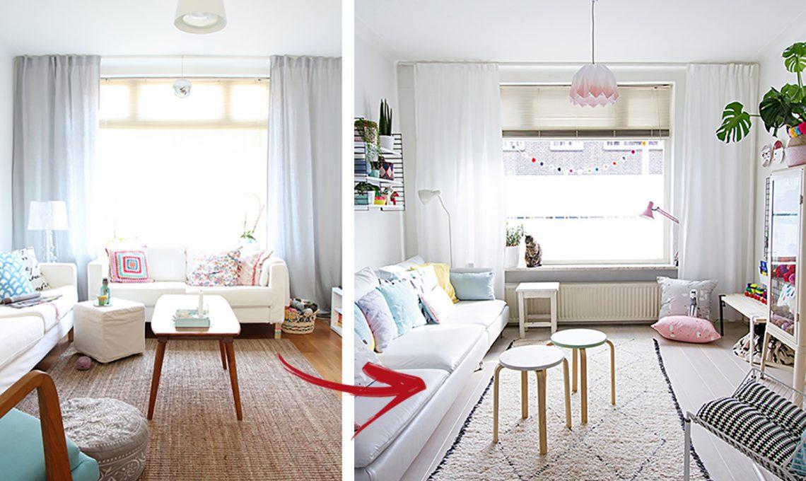 3 mosse per trasformare in stile nordico il tuo soggiorno - Mobili stile nordico ...
