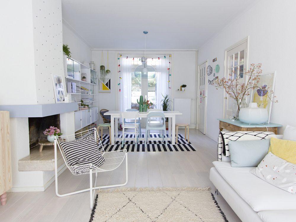 3 mosse per trasformare in stile nordico il tuo soggiorno