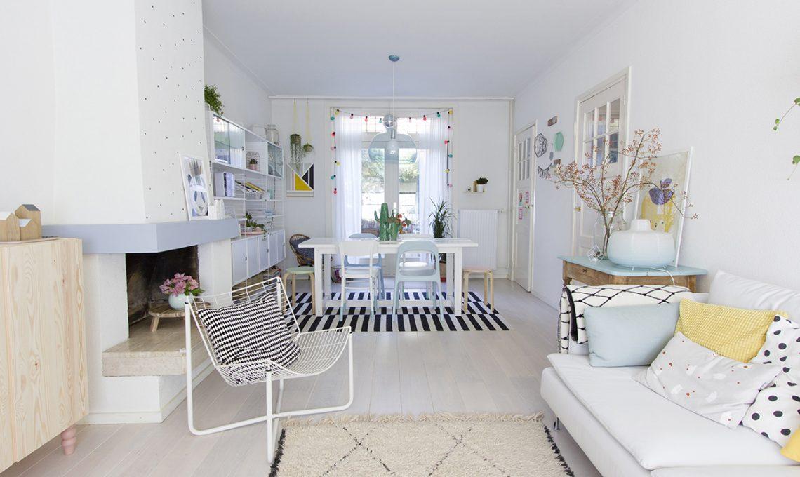 3 mosse per trasformare in stile nordico il tuo soggiorno - Casa stile nordico ...