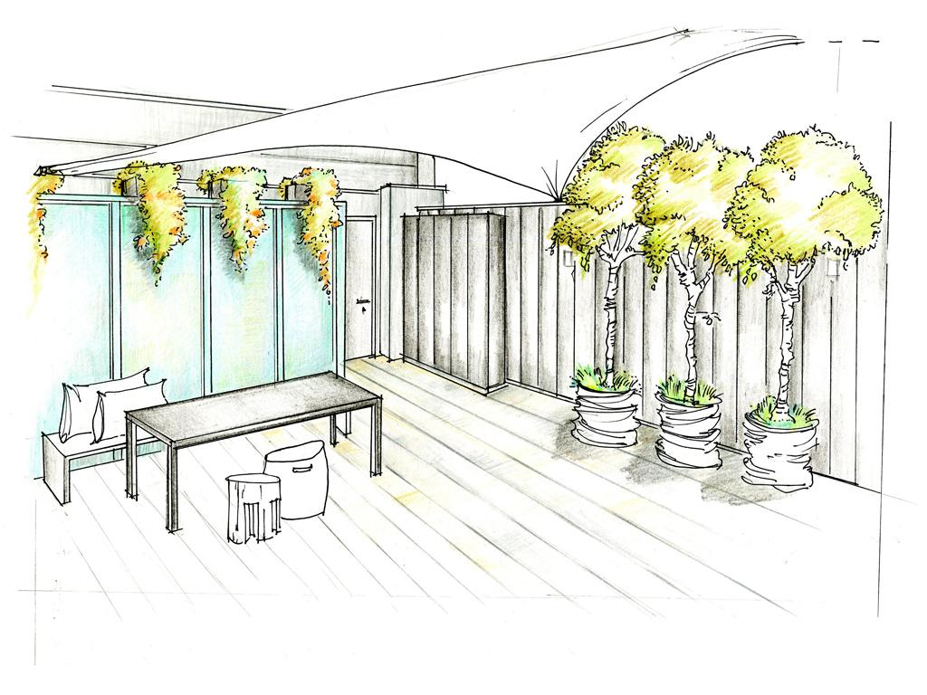 Piante Rustiche Da Balcone quali piante mettere su un terrazzo esposto a est - casafacile