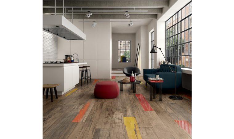 Con il grès effetto legno di ABK, hai tutta la bellezza del legno e la comodità del grès