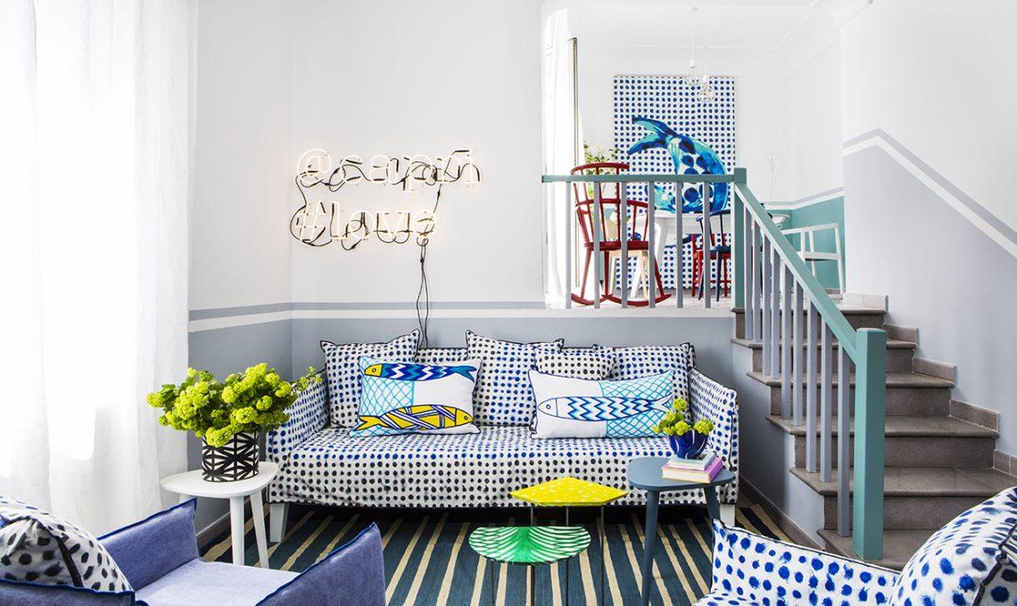Idee per pitturare casa la finta boiserie casafacile for Idee per casa