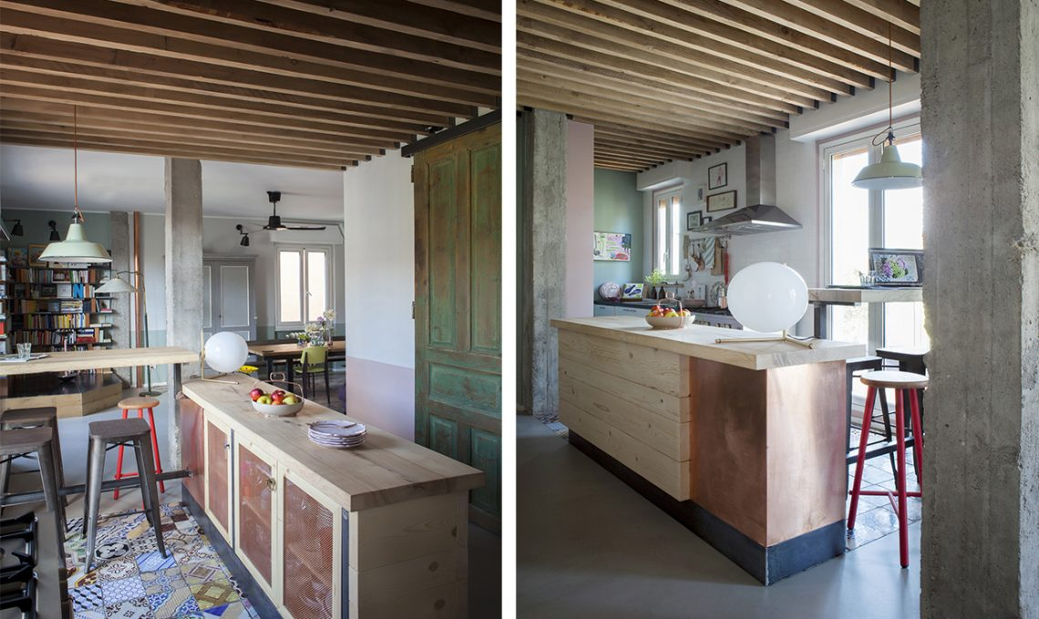 Beautiful isola cucina fai da te photos - Isola cucina fai da te ...