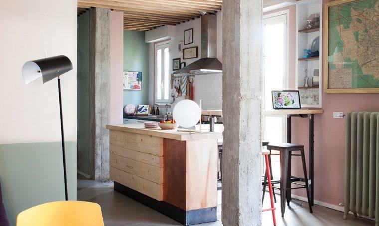 Come fare una libreria in cartongesso casafacile for Costruire isola cucina