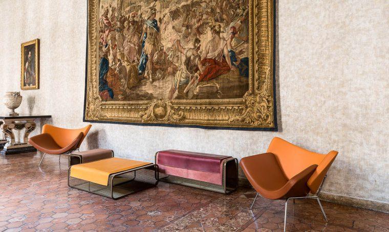 Il meglio del design francese in mostra a Palazzo Farnese