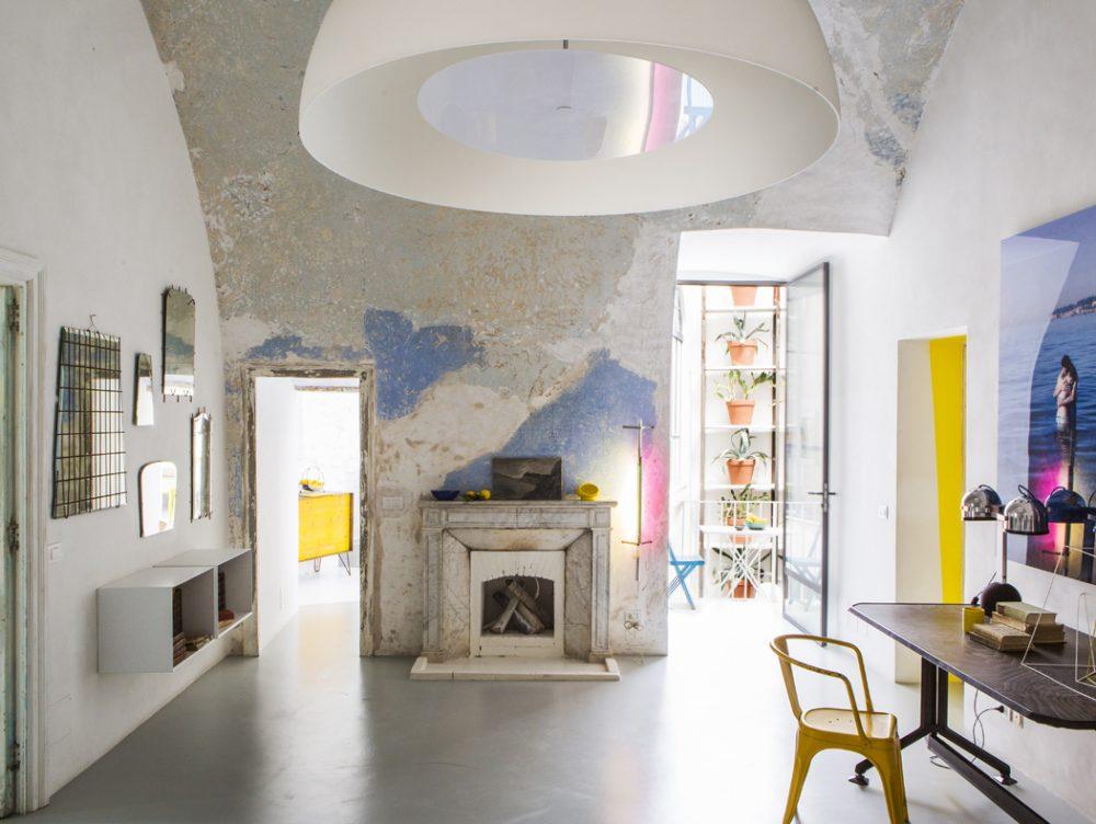 Come dare fascino moderno a un'abitazione antica
