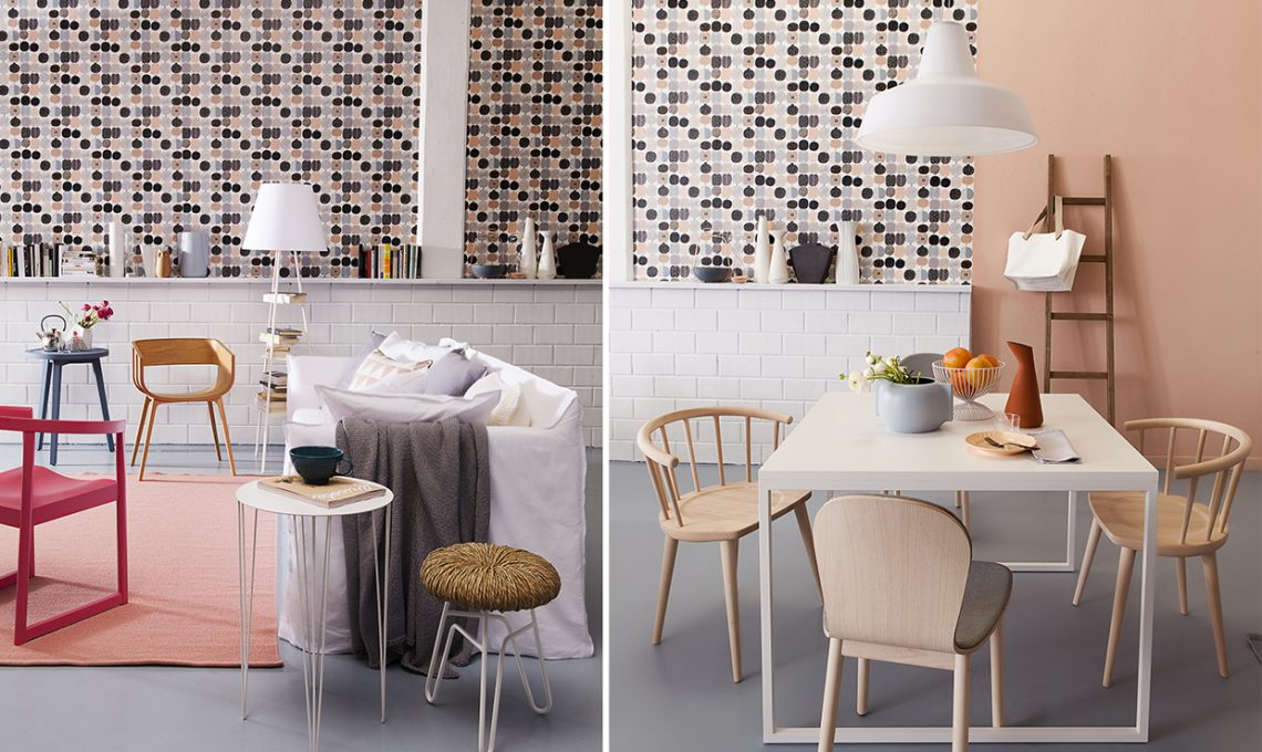 Vernice per piastrelle come dipingere il pavimento casafacile - Verniciare piastrelle pavimento ...