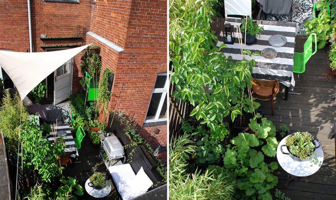 Balconi in città: trova lispirazione per il tuo spazio outdoor