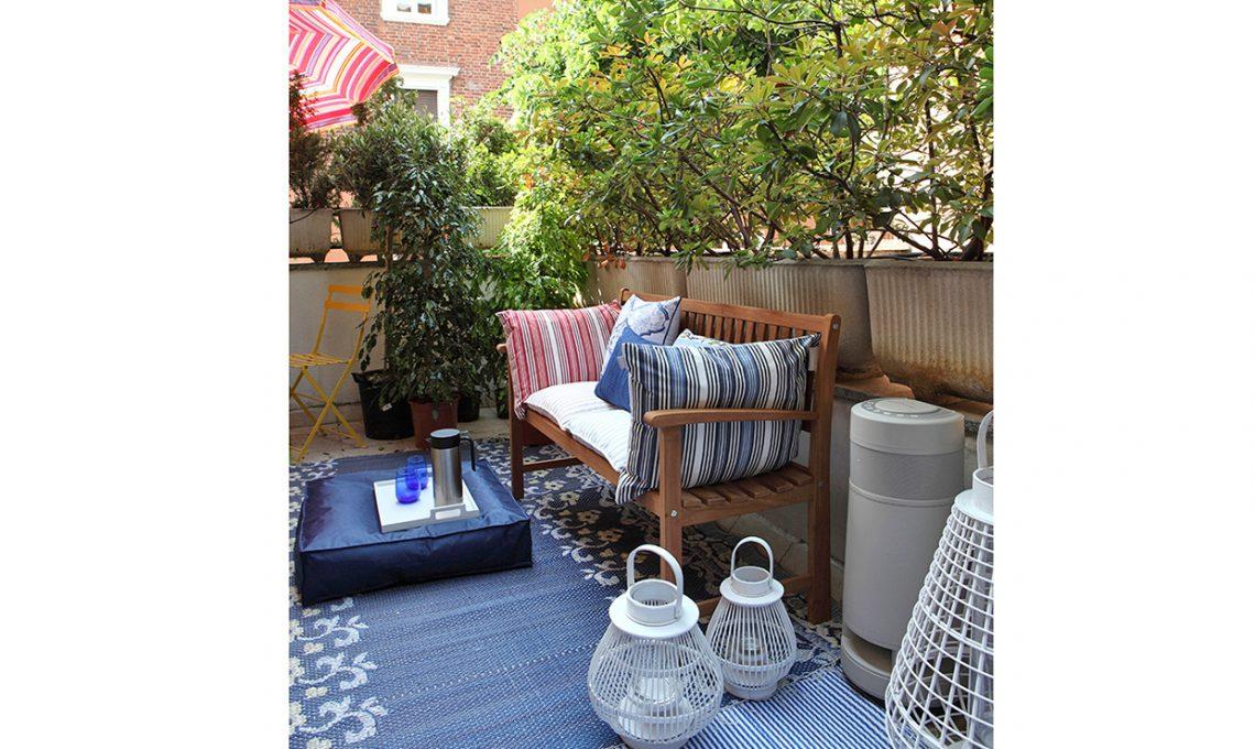 Mini Giardino Sul Balcone : Orto sul balcone come realizzare un angolo ver