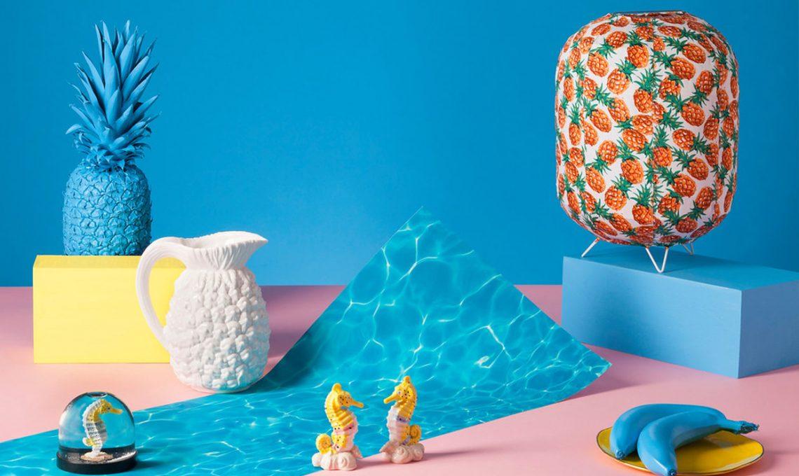 Oggetti di design che ti riportano in vacanza casafacile for Oggetti design casa