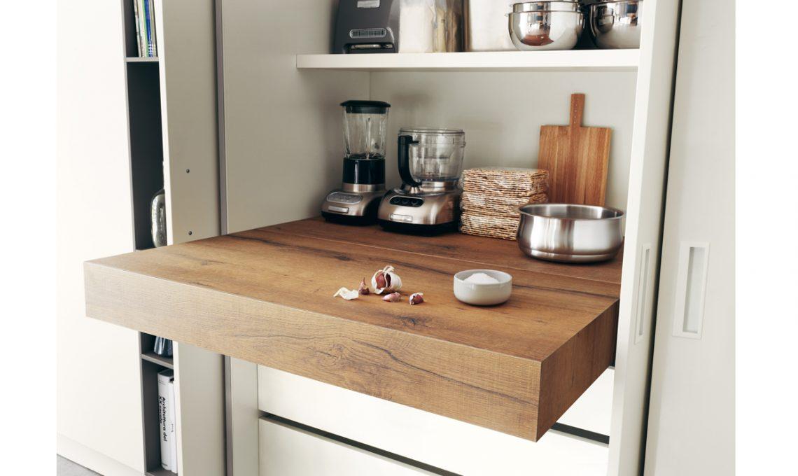 7 cucine super organizzate | Mensole, Idee per la cucina, Cucine