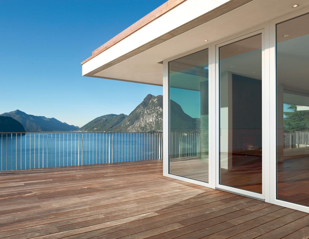 Finestre in pvc ecoclima di erco isolamento al top e - Erco finestre ...