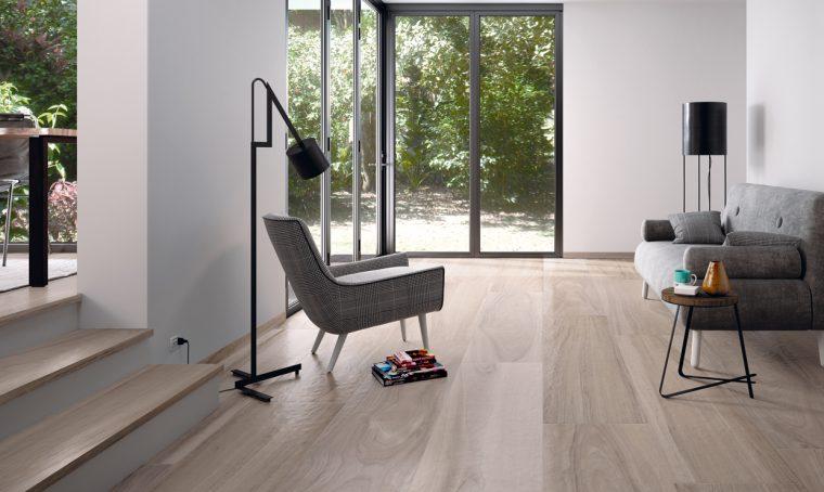 Come coprire il vecchio pavimento soluzioni con gr s e vinilico casafacile - Piastrelle sottili leroy merlin ...