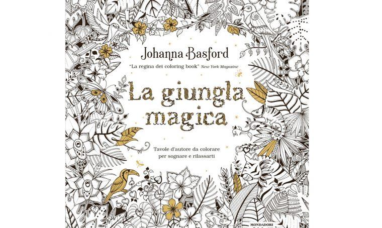 Il nuovo coloring book di Johanna Basford