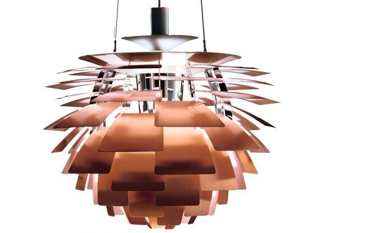 Il lampadario Artichoke