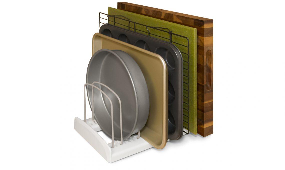 Accessori Salvaspazio Cucina.18 Accessori Salvaspazio Per La Cucina Casafacile