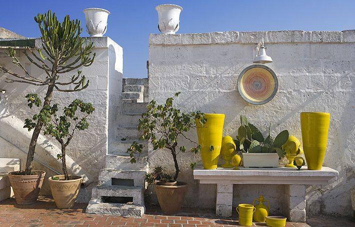 Ceramiche d'arte in Puglia