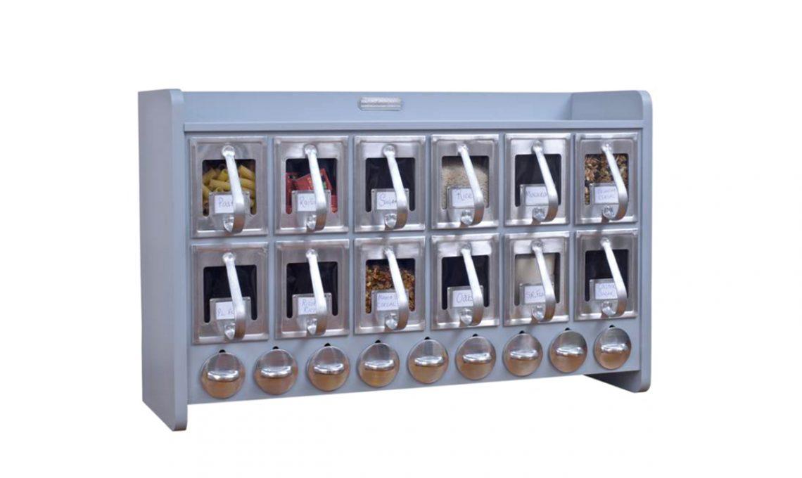 Credenza Angolo Ikea : 100 trucchi per organizzare la cucina casafacile