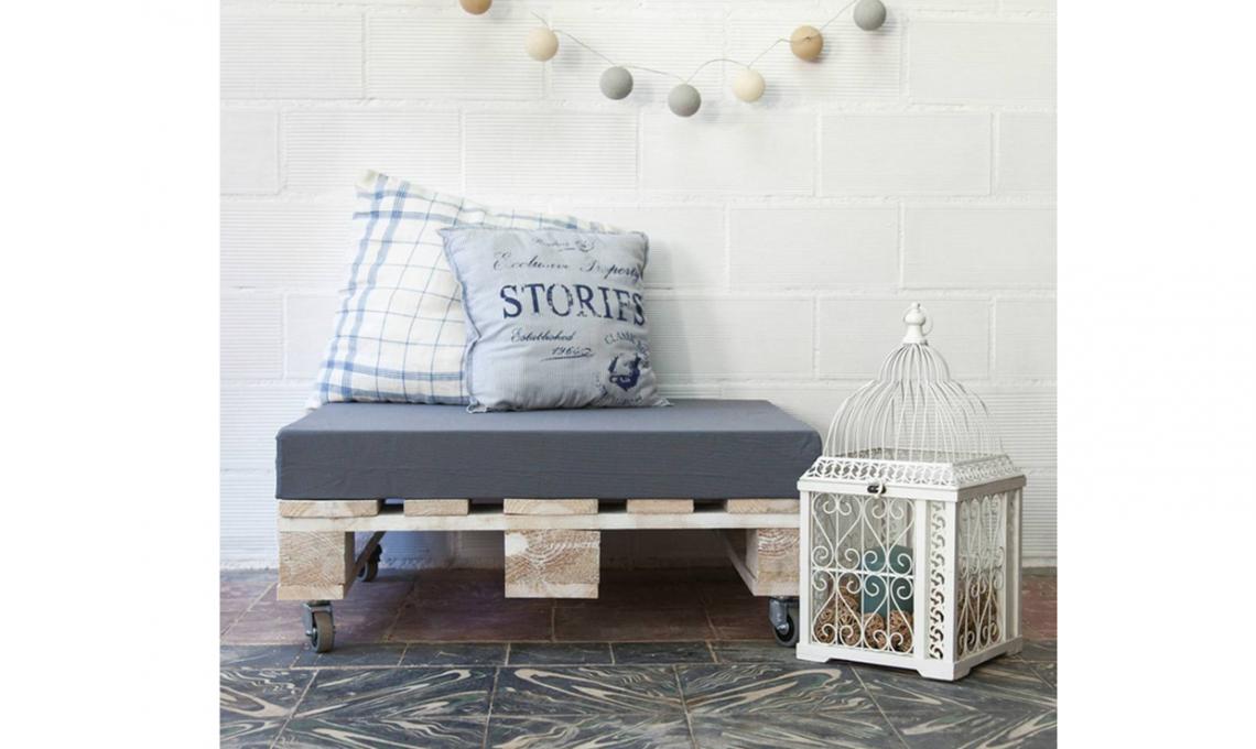 Come scegliere i pallet per costruire mobili fai da te casafacile - Mobili fai da te idee ...