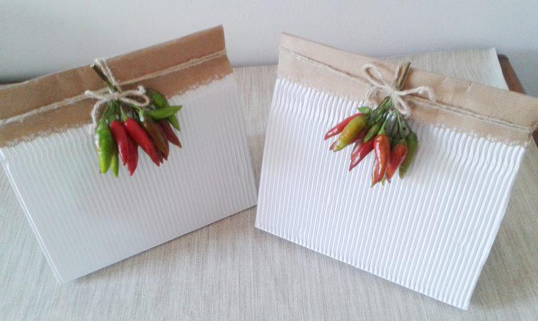 Idea per una confezione regalo fai da te